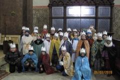 Ž-koledníci 11 skupinek